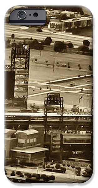 Phillies Stadium - Citizens Bank Park iPhone Case by Bill Cannon