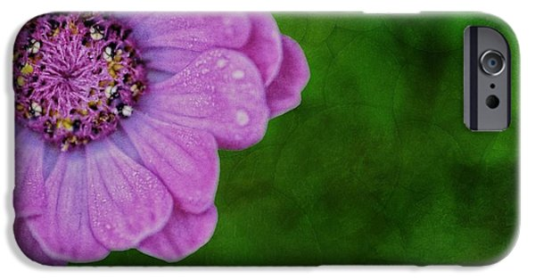 Business Photographs iPhone Cases - Pinky iPhone Case by Chris Fleming