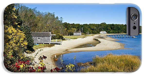 Chatham iPhone Cases - Pleasant Bay iPhone Case by John Greim