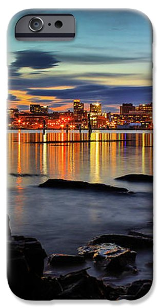 Portland Maine iPhone Case by Benjamin Williamson
