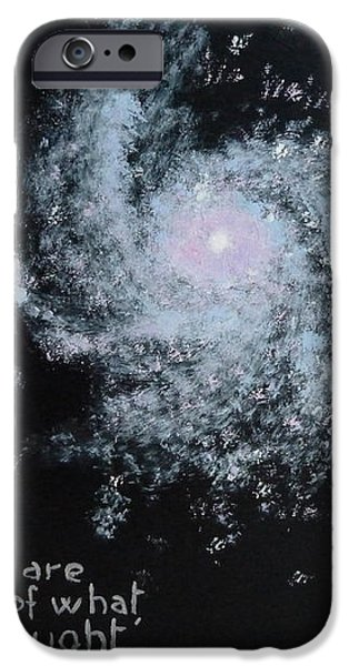 Power of Thought iPhone Case by Piercarla Garusi