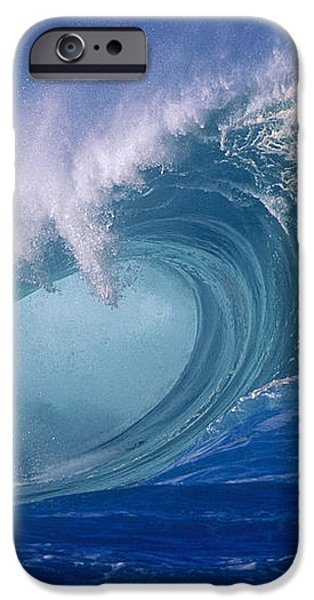 Powerful Surf iPhone Case by Ron Dahlquist - Printscapes