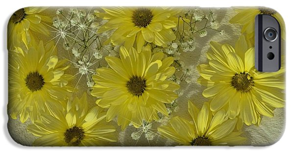 Torn iPhone Cases - Precious Memories iPhone Case by Pamela Blizzard