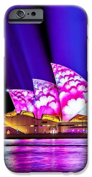 Vibrant iPhone Cases - Pretty In Pink iPhone Case by Az Jackson