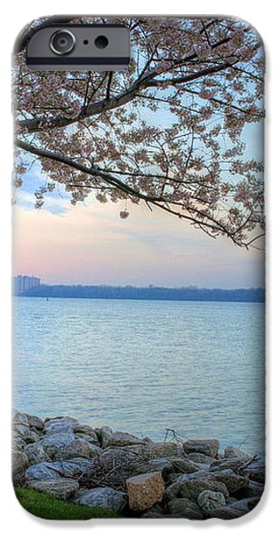 Pretty Potomac iPhone Case by JC Findley