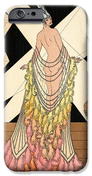 Slaves iPhone Cases - Pride iPhone Case by Georges Barbier
