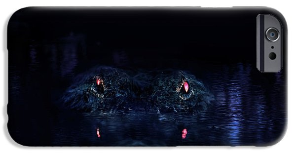 Recently Sold -  - Beauty Mark iPhone Cases - Primeval iPhone Case by Mark Andrew Thomas