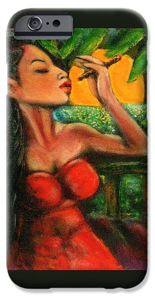 Private Celebration iPhone Case by Dennis Tawes