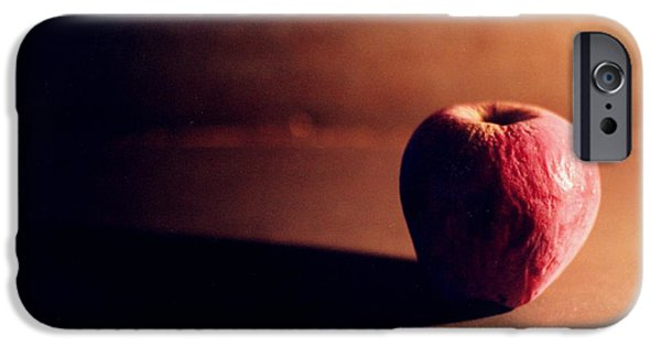 Apple iPhone Cases - Pruned Apple Still Life iPhone Case by Michelle Calkins