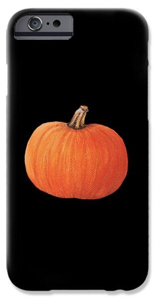 Pumpkin iPhone Case by Anastasiya Malakhova