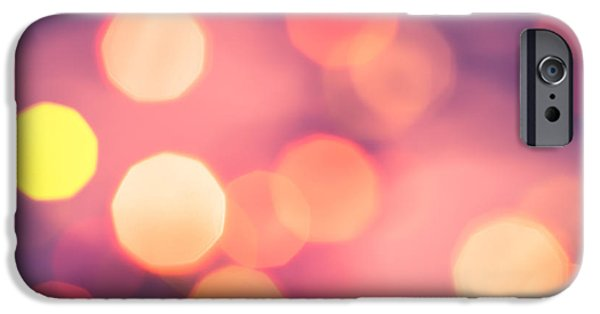 Corporate Photographs iPhone Cases - Punch iPhone Case by Jan Bickerton