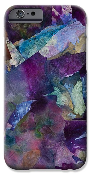 Purple Passion  iPhone Case by Don  Wright
