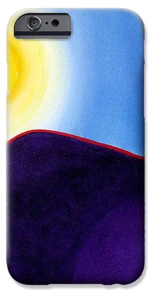 Radiance iPhone Case by Wayne Devon