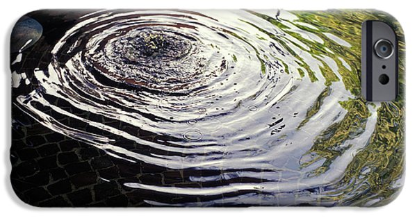 Rain Barrel iPhone Cases - Rain Barrel iPhone Case by Carl Purcell