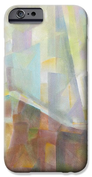 Recently Sold -  - Pastel iPhone Cases - Rain in the Time of Drought iPhone Case by Nina Tyksinski