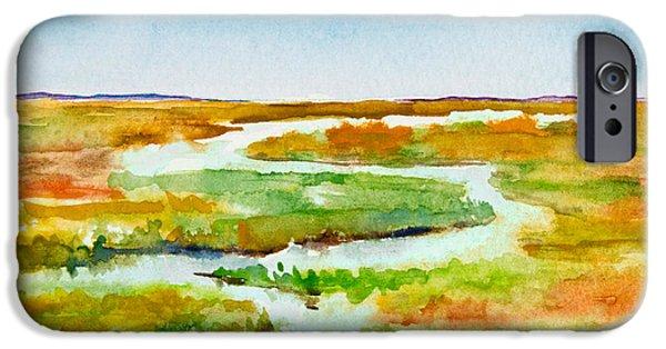 Tidal Creek iPhone Cases - Rambling iPhone Case by Alexandra Nicole Newton