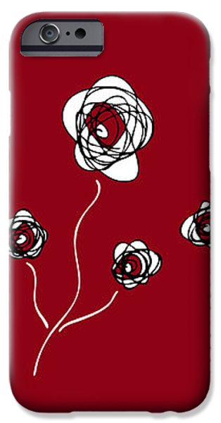 Ranunculus iPhone Case by Frank Tschakert