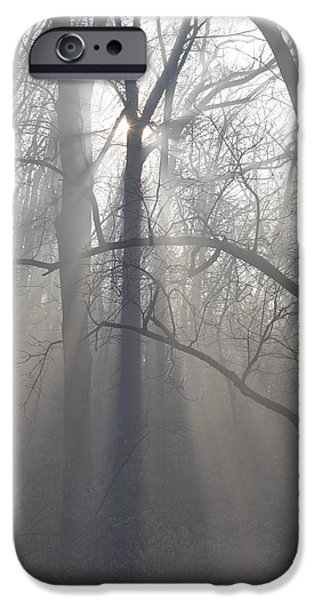 Rays of Hope iPhone Case by Bill Cannon