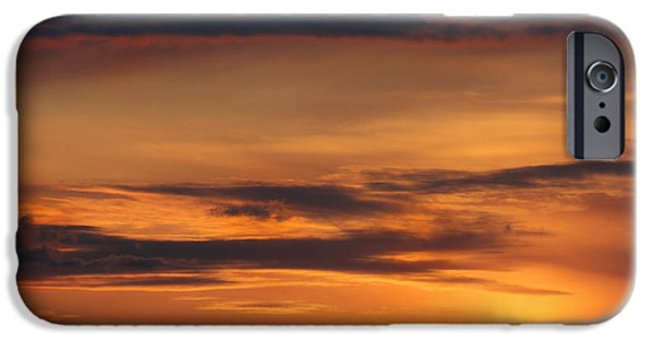 Skies iPhone Cases - Reach for the Sky 10 iPhone Case by Mike McGlothlen