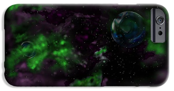 Stellar iPhone Cases - Reason For Life iPhone Case by Lorenzo Williams