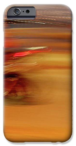 Red Hot iPhone Case by Glennis Siverson