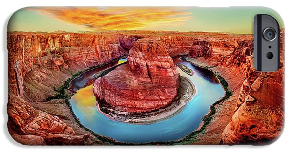 Epic Photographs iPhone Cases - Red Planet iPhone Case by Az Jackson