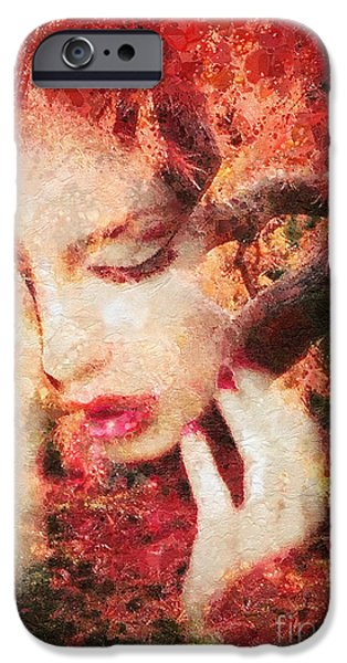 Redemption iPhone Case by Mo T