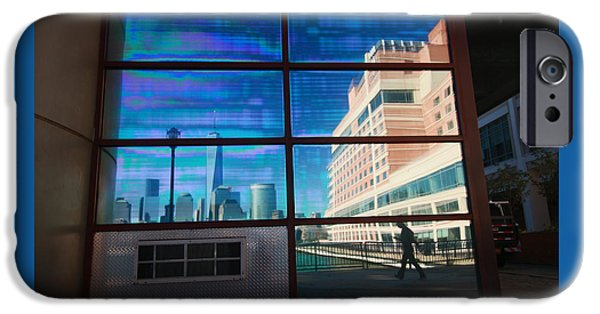 Sheets iPhone Cases - Reflection iPhone Case by Allen Beatty