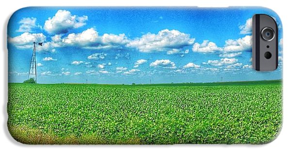 Recently Sold -  - Field. Cloud iPhone Cases - Remains of the Wind iPhone Case by Jame Hayes