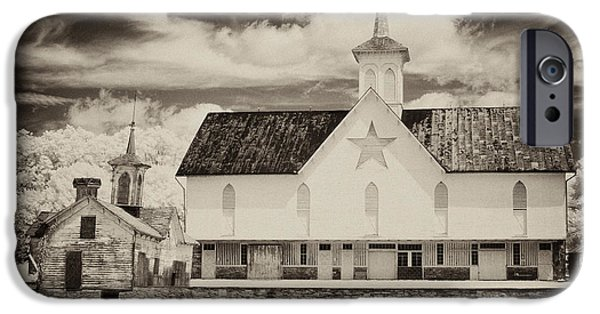 Infrared iPhone Cases - Remembering the days of old iPhone Case by Paul W Faust -  Impressions of Light