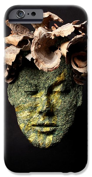 Human Figure Reliefs iPhone Cases - Renewal iPhone Case by Adam Long