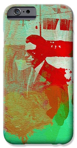 Reservoir Dogs iPhone Case by Naxart Studio