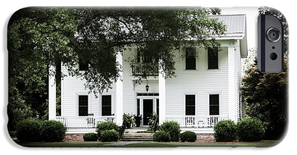 Restored Plantation iPhone Cases - Restored Splendor iPhone Case by Alicia Collins