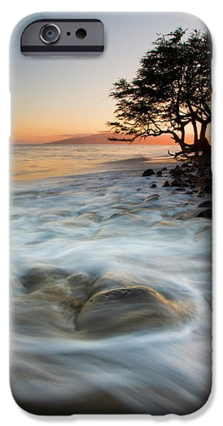 Ebb iPhone Cases - Return to the Sea iPhone Case by Mike  Dawson