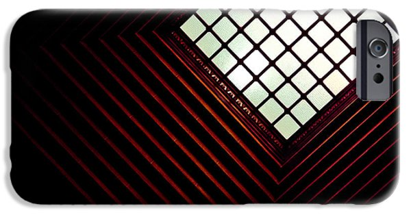 Repetition Photographs iPhone Cases - Reverence iPhone Case by Andrew Paranavitana