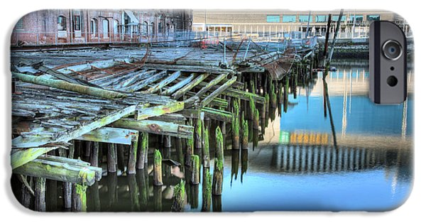 Recently Sold -  - Charles River iPhone Cases - Revitalization  iPhone Case by JC Findley