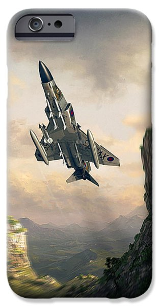 Wwi iPhone Cases - Rhino    iPhone Case by Peter Van Stigt