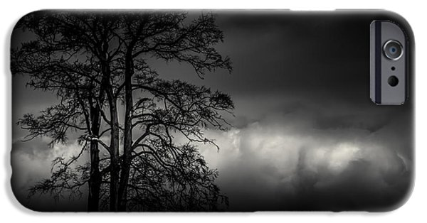 Chris iPhone Cases - Ribbon of light iPhone Case by Chris Fletcher