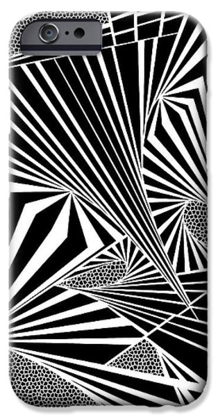 Virtual iPhone Cases - Rights iPhone Case by Douglas Christian Larsen
