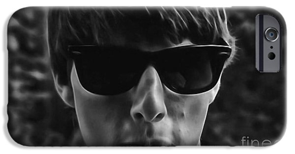 Cruise iPhone Cases - Risky Business Tom Cruise Collection iPhone Case by Marvin Blaine