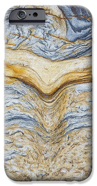 Stratum iPhone Cases - Rock in Motion  iPhone Case by Tim Gainey