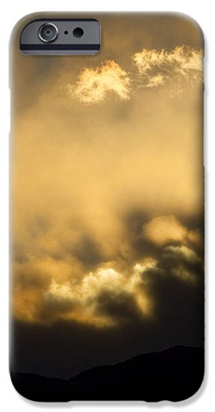 Rocky Mountain Continental Divide Sunset iPhone Case by James BO  Insogna
