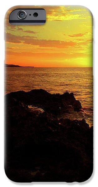 Rocky Shore iPhone Case by Kamil Swiatek