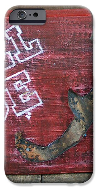 Roll Tide - Large iPhone Case by Racquel Morgan