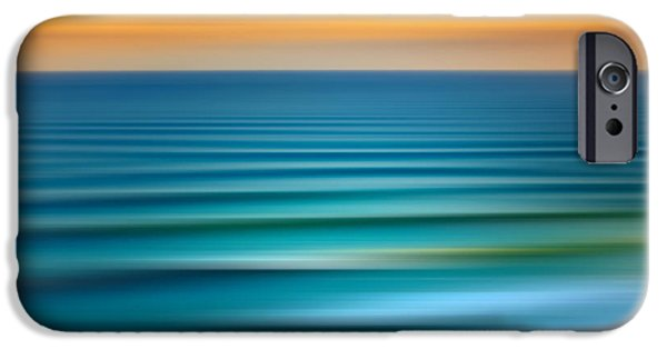 Fluid iPhone Cases - Rolling In iPhone Case by Az Jackson