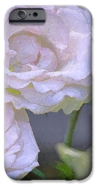 Rose 120 iPhone Case by Pamela Cooper