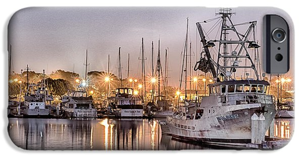 Ventura California iPhone Cases - Royal Pacific iPhone Case by Scott  Wyatt