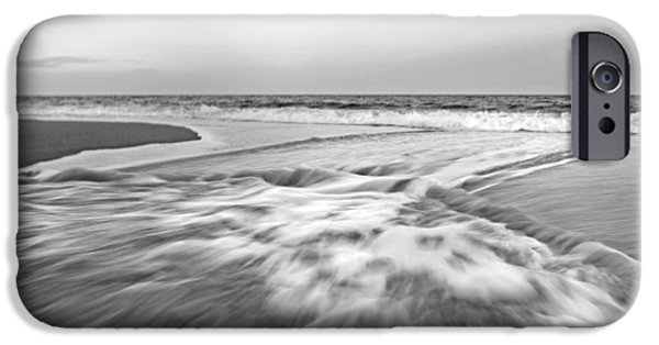 Topsail iPhone Cases - Rushing Impressions iPhone Case by Betsy C  Knapp