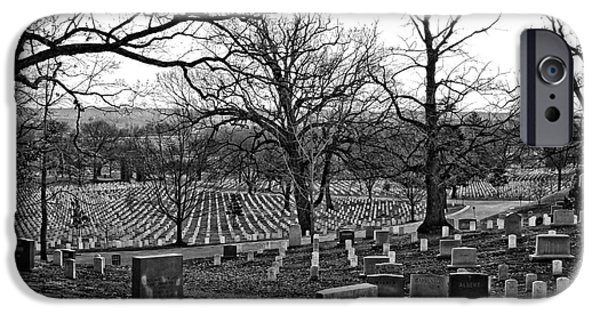 Cemetary iPhone Cases - Sacrifice iPhone Case by Tom Gari Gallery-Three-Photography