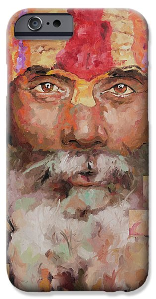 Buy iPhone Cases - Sadu  iPhone Case by Richard Day